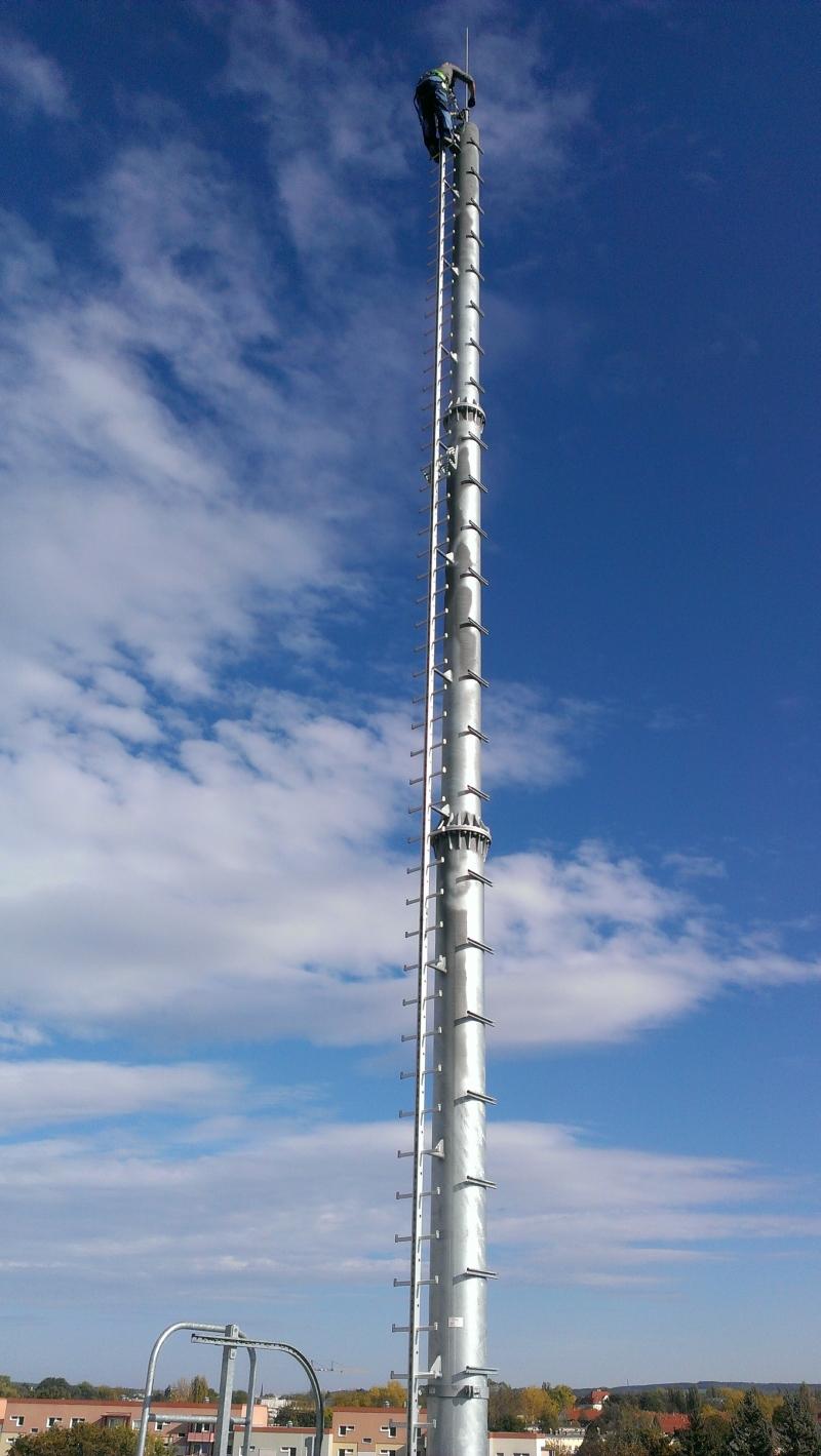 Antennenträger des Digitalfunk BOS