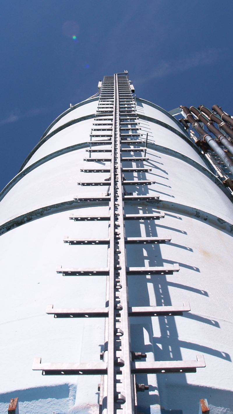 Stahlbau Leiter